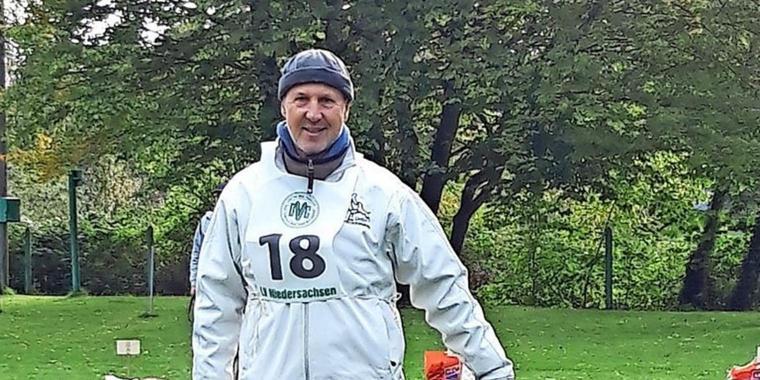 Beitrag im GT: Schäferhündin Ayla ist für den Nesselröder Thomas Borchard mehr als ein Sportkamerad